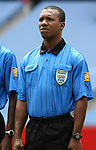 16 June 2007: Assistant Referee Daniel Williamson of Panama. The Canada Men's National team defeated the Guatemala Men's National Team 3-0 at Gillette Stadium in Foxboro, Massachusetts in a 2007 CONCACAF Gold Cup quarterfinal.
