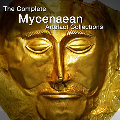 Pictures & images of Ancient Mycenaean museum art, artefacts & antiquities