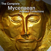Mycenaean Art - Pictures of Mycenaean Frescoes, & Pottery. Photos & Images.