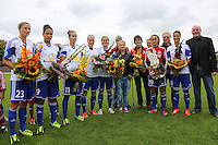 15.09.2013: 1. FFC Frankfurt vs. SG Essen-Schönebeck