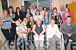 50th Birthday : martina McEneaney, Curragh Close, Listowel celebrating her 50th birthday with family & friends at her home on Sunday last.