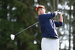 April 14, 2014; Bremerton, WA, USA; Pepperdine Waves golfer Liv Cheng during the WCC Golf Championships at Gold Mountain Golf Club.