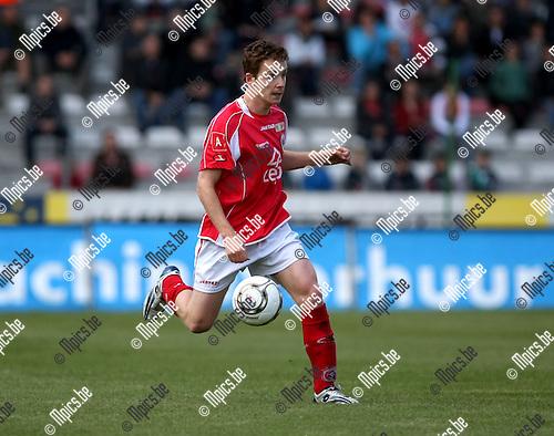 2009-05-03 / Voetbal / R. Antwerp FC - KVK Tienen / Bas Vervaeke..Foto: Maarten Straetemans (SMB)