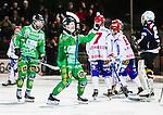 Stockholm 2015-01-16 Bandy Elitserien Hammarby IF - IFK Kung&auml;lv :  <br /> Hammarbys Per Einarsson firar sitt 4-2 m&aring;l under matchen mellan Hammarby IF och IFK Kung&auml;lv <br /> (Foto: Kenta J&ouml;nsson) Nyckelord:  Elitserien Bandy Zinkensdamms IP Zinkensdamm Zinken Hammarby Bajen HIF IFK Kung&auml;lv jubel gl&auml;dje lycka glad happy