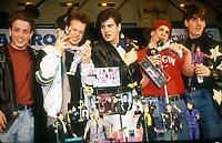 New Kids on the Block 1990<br /> Photo By John Barrett/PHOTOlink.net / MediaPunch