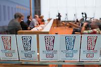 2016/08/23 Berlin | Pressekonferenz | Demo gegen CETA & TTIP