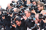 Cannes Film Festival 2017 - Day 7.  Red Carpet for the Anniversary of the  the 70th edition of the 'Festival International du Film de Cannes' on 23/05/2017 in Cannes, France. The film festival runs from 17 to 28 May. Pictured : Photographers © Pierre Teyssot