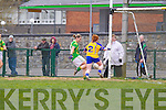 Patrice Dennehy for the Kerry ladies team that played Clare last Saturday afternoon in Listowel.