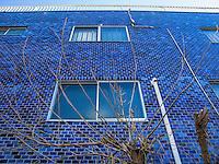 Blue Brick Kamata Clinic in Ota, Japan 2014.