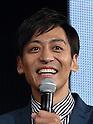 Hideaki Murata of 'HIBANA' attends Netflix contents presentation at Nicofare Tokyo Japan on 27 Jun 2016. (Photo by Motoo Naka/AFLO)