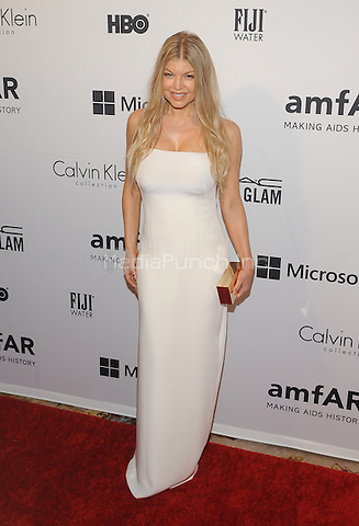 New York,NY- June 10: Fergie Duhamel attends the amfAR Inspiration Gala at The Plaza Hotel In New York City on June 10, 2014 . Credit: John Palmer/MediaPunch