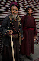 A moment in the life of a Ladakhi person, featuring unique cutlural elements