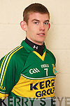 Philip Galvin member of the Kerry U-21 panel 2012