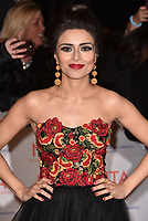 Bhavna Limbachia<br /> Arrivals at the National Television Awards 2018 at The O2 Arena on January 23, 2018 in London, England. <br /> CAP/Phil Loftus<br /> &copy;Phil Loftus/Capital Pictures