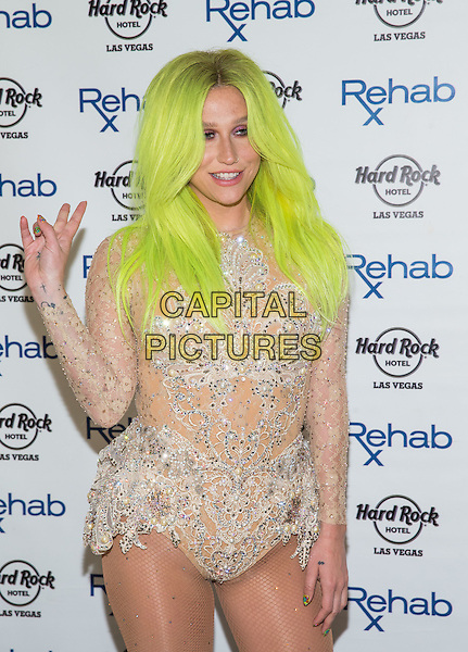 LAS VEGAS, NV - May 23: ***HOUSE COVERAGE*** Kesha at Rehab at Hard Rock Hotel &amp; Casino in Las Vegas, NV on May 23, 2015.  <br /> CAP/MPI/mpiEKP<br /> &copy;mpiEKP/MediaPunch/Capital Pictures
