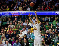 Cole Dickerson of USF shoots the ball during the game against St. John's at War Memorial Gym in San Francisco, California on December 4th, 2012.   USF Dons defeated St. John's, 81-65.