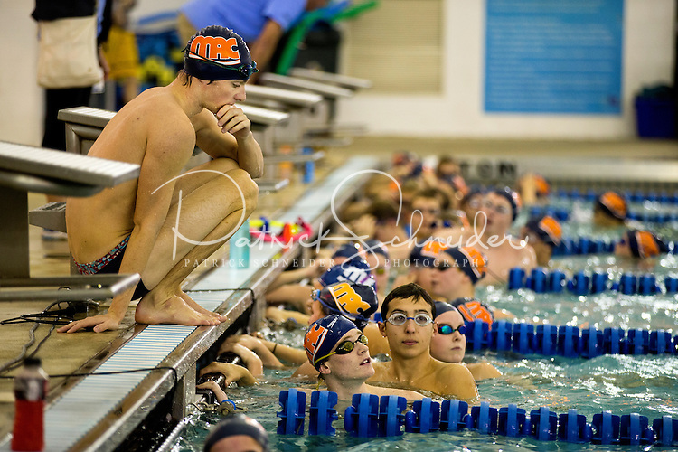 Photography of the SwimMAC Carolina swimmers competing Saturday morning December 5, 2016,  at the NSS Winter Invitational at the Huntersville Family Fitness &amp; Aquatic Center<br /> <br /> Charlotte Photographer - PatrickSchneiderPhoto.com
