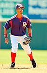 15 March 2006: Royce Clayton, infielder for the Washington Nationals, on the field during a Spring Training game against the New York Mets. The Mets defeated the Nationals 8-5 at Space Coast Stadium, in Viera, Florida...Mandatory Photo Credit: Ed Wolfstein..