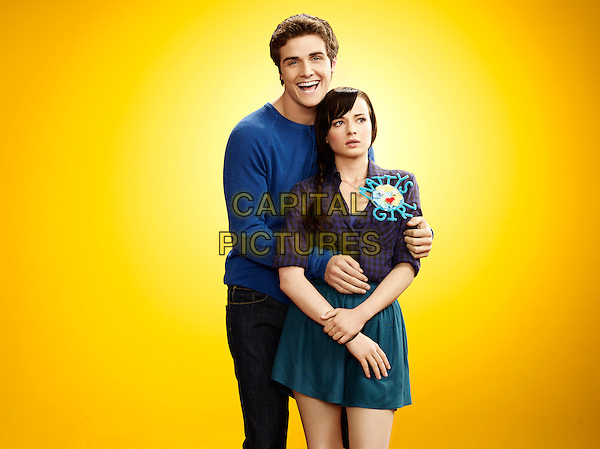 Beau Mirchoff, Ashley Rickards<br /> in Awkward. (Season 3)<br /> *Filmstill - Editorial Use Only*<br /> CAP/FB<br /> Image supplied by Capital Pictures