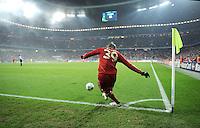 FUSSBALL   CHAMPIONS LEAGUE   SAISON 2011/2012     22.11.2011 FC Bayern Muenchen - FC Villarreal Toni Kroos (FC Bayern Muenchen)