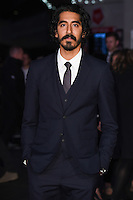 LONDON, UK. October 12, 2016:  Dev Patel at the London Film Festival 2016 premiere of &quot;Lion&quot; at the Odeon Leicester Square, London.<br /> Picture: Steve Vas/Featureflash/SilverHub 0208 004 5359/ 07711 972644 Editors@silverhubmedia.com