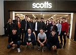 The Sherlocks at Scotts Menswear
