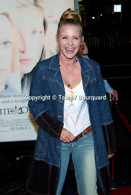 "Dedee Pfeiffer arriving at the ""White Oleander"" premiere at the Chinese Theatre in Los Angeles. October 8, 2002          -            PfeifferDedee09.jpg"