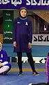 Wrestling : Kaori Icho of Japan coaches in Iran