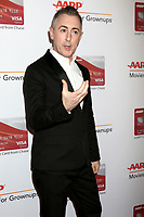 LOS ANGELES - JAN 8:  Alan Cumming at the AARP's 17th Annual Movies For Grownups Awards at Beverly Wilshire Hotel on January 8, 2018 in Beverly Hills, CA