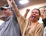 Las Vegas Nevada NOV 3 2019  Jose Vitor Leme,  winner of the $50,000 Pendleton Whiskey Velocity Finals Round 2 & Chanmpionship.