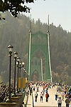 St. John's Bridge Renovation Dedication