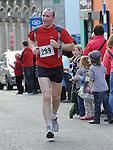 Ollie McHugh taking part n the Saint Vincent de Paul 5Km run. Photo: Colin Bell/pressphotos.ie