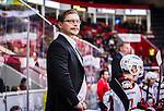 S&ouml;dert&auml;lje 2014-10-23 Ishockey Hockeyallsvenskan S&ouml;dert&auml;lje SK - Malm&ouml; Redhawks :  <br /> Malm&ouml; Redhawks assisterande tr&auml;nare coach Bj&ouml;rn Hellkvist <br /> (Foto: Kenta J&ouml;nsson) Nyckelord: Axa Sports Center Hockey Ishockey S&ouml;dert&auml;lje SK SSK Malm&ouml; Redhawks portr&auml;tt portrait