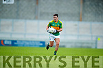 Conor O'Shea South Kerry in action against  Dingle in the Quarter Final of the Kerry Senior County Championship at Austin Stack Park on Sunday.