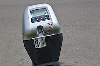A street meter is seen in Detroit (Mi) Sunday June 9, 2013.