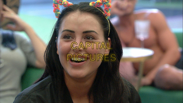 Celebrity Big Brother, Summer 2016, Day 22<br /> Marnie Simpson<br /> *Editorial Use Only*<br /> CAP/KFS<br /> Image supplied by Capital Pictures
