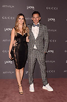 LOS ANGELES, CA - NOVEMBER 04: Marija Karan, Joel Lubin at the 2017 LACMA Art + Film Gala Honoring Mark Bradford And George Lucas at LACMA on November 4, 2017 in Los Angeles, California. <br /> CAP/MPI/DE<br /> &copy;DE/MPI/Capital Pictures