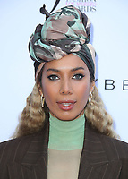 BEVERLY HILLS, CA - APRIL 8:  Leona Lewis   at The Daily Front Row's Fourth Annual Fashion Los Angeles Awards at the Beverly Hills Hotel on April 8, 2018 in Beverly Hills, California. (Photo by Scott Kirkland/PictureGroup)