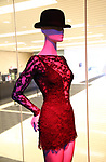 'Chicago' Female Dancer Costume at Curtain Up: Celebrating the Last 40 Years of Theatre in New York and London Exhibition on June 14, 2017 at the New York Public Library for the Performing Arts at Lincoln Center.