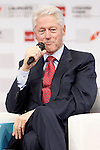 20130521. Bill Clinton in Madrid