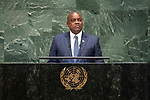 LOS general debate &ndash; 27 September<br /> <br /> AM<br /> <br /> His Excellency Mokgweetsi Eric Keabetswe Masisi, President, Republic of Botswana