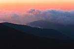 Sunrise over the Roan Highlands