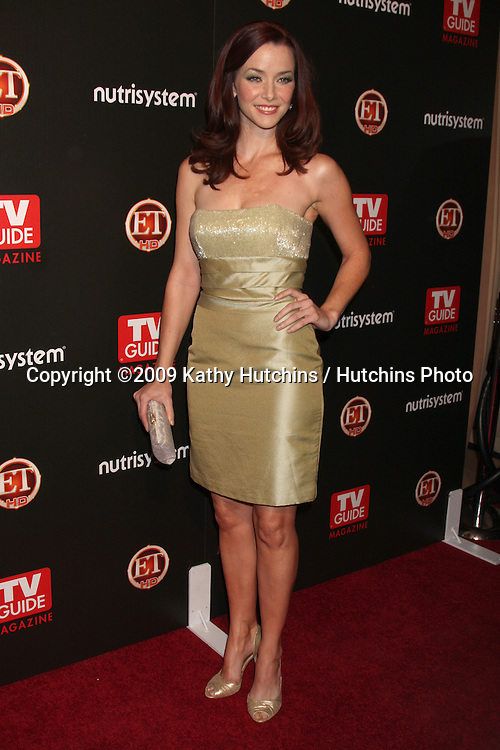 Annie Wersching   arriving at the TV Guide Magazine Sexiest Stars Party at the Sunset Towers Hotel in West Hollywood, CA on.March 24, 2009.©2009 Kathy Hutchins / Hutchins Photo....                .