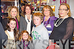Pictured at the CH Chemist Open Evening on Friday, From left: Jessie McGough, Tracey McGough, Ava McGough, Sharon McGough, Dara McGough, Mary McGough and Georgina Flanagan.