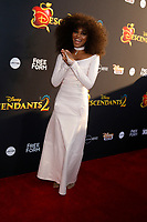 """LOS ANGELES - JUL 11:  China Anne McClain at the """"Descendants 2"""" Premiere Screening at the Cinerama Dome at ArcLight on July 11, 2017 in Los Angeles, CA"""