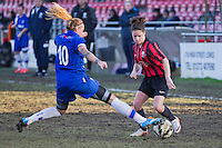 Lewes Ladies FC (0) vs Gillingham Ladies FC (1) 08.02.15