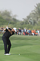 Shane Lowry (IRL) on the 13th fairway during the final round of the Abu Dhabi HSBC Championship presented by EGA played at Abu Dhabi Golf Club, Abu Dhabi, UAE. 17/01/2019<br /> Picture: Golffile | Phil Inglis<br /> <br /> All photo usage must carry mandatory copyright credit (© Golffile | Phil Inglis)