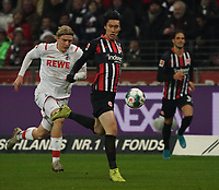 Daichi Kamada (Eintracht Frankfurt) - 18.12.2019: Eintracht Frankfurt vs. 1. FC Koeln, Commerzbank Arena, 16. Spieltag<br /> DISCLAIMER: DFL regulations prohibit any use of photographs as image sequences and/or quasi-video.