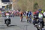 during the 2019 E3 Harelbeke Binck Bank Classic 2019 running 203.9km from Harelbeke to Harelbeke, Belgium. 29th March 2019.<br /> Picture: Eoin Clarke | Cyclefile<br /> <br /> All photos usage must carry mandatory copyright credit (© Cyclefile | Eoin Clarke)