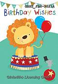 John, CHILDREN BOOKS, BIRTHDAY, GEBURTSTAG, CUMPLEAÑOS, paintings+++++,GBHSFBH-9021A,#bi#, EVERYDAY,circus